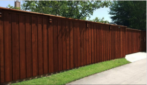 fence contractor in hoover