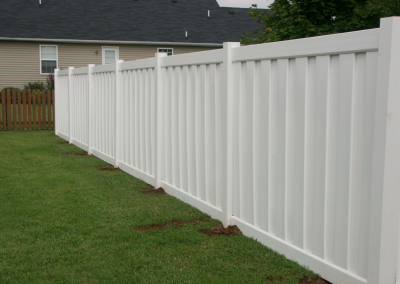hoover vinyl fencing